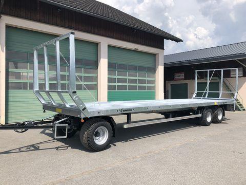 Sonstige Farmtech DPW 1800 Plattform-/Ballenwagen