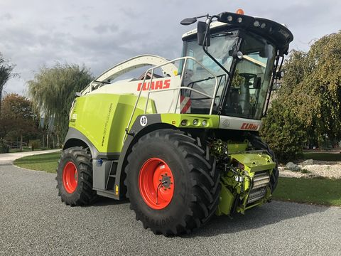 Claas Jaguar 950 in best Zustand! Shredlage-Cracker