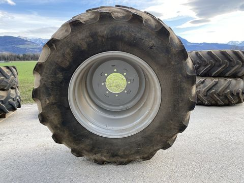 Michelin 600/65R28 BigX Häcksler Rad
