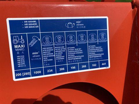 Kuhn Kreiselegge HR6004DR