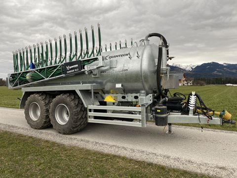 Farmtech Ultracis 1200 + Condor 12.0