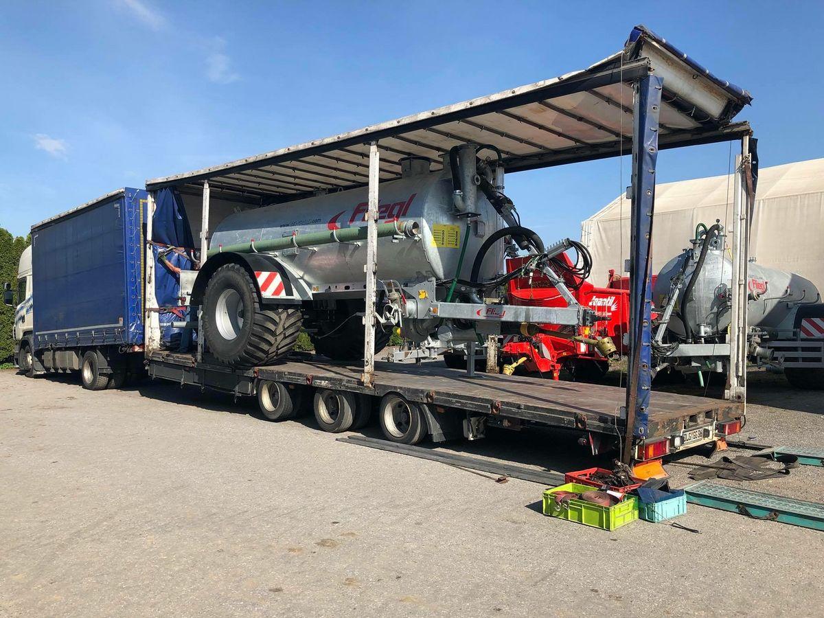 Prächtig MB-TRANS-AGRAR Transport & Handels GmbH - Rankweil - Landwirt.com &XD_66