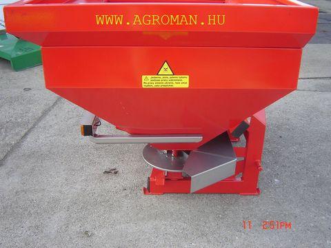Egyéb Új 1200 kg műtrágyaszóró 2 munkahengeres