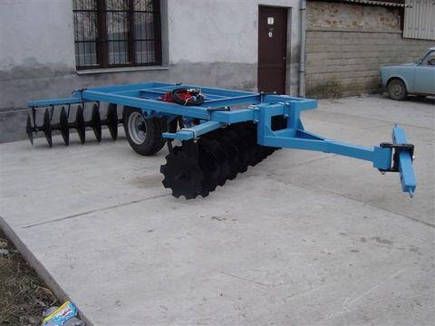 Egyéb 3m vontatott 560 mm lap tárcsa,házhozszállítva