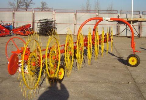 Inventor Z/277 rendsodró vontatott