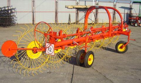 Inventor Z-277 rendsodró vontatott
