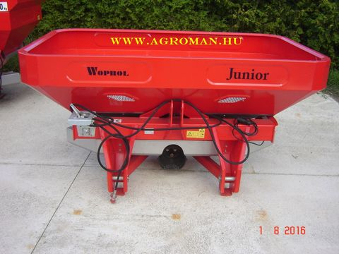 Egyéb Woprol junior + ,1200 kg műtrágyaszóró , új, 24