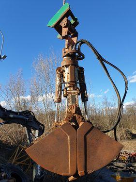 Sonstige Peiner SF 7A-600 Brunnenschalengreifer