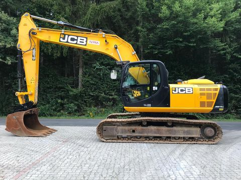 JCB JS 210LCT4
