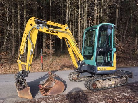 minibagger kaufen yanmar minibagger yanmar sv eur. Black Bedroom Furniture Sets. Home Design Ideas