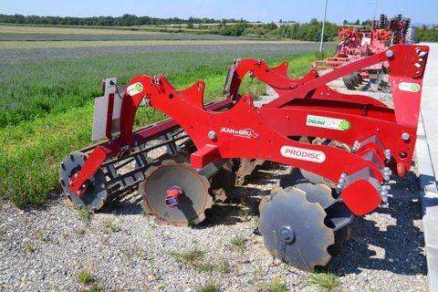 Eurotechnics Agri Kurzscheibenegge Prodisc