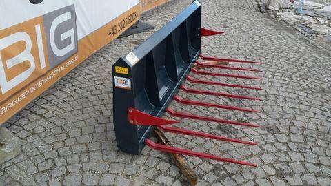 Sonstige Mistgabel 180 cm passend zu Euro Aufnahme
