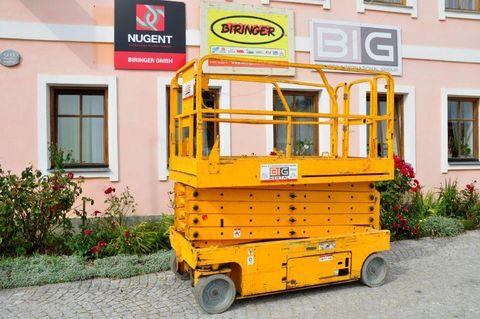 Genie GS 32-46 elektrische Scherenbühne