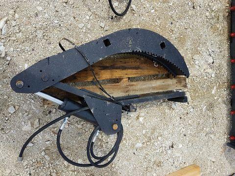 Sonstige hydraulischer Holzgreifer