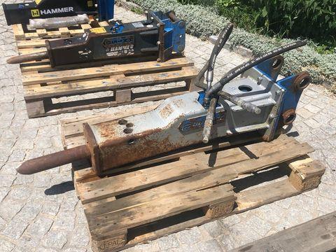 Hammer HM250 Hydraulikhammer