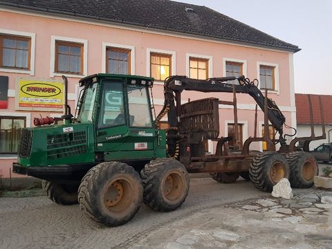 Timberjack 1410B Forwarder