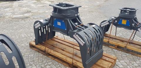 Sonstige Hammer GRP450 Abbruch- & Sortiergreifer