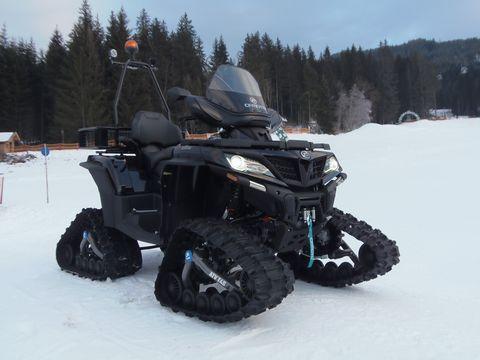CF-Moto CForce 850 Snow-King