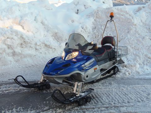 Arctic Cat Bearcat 660 Turbo