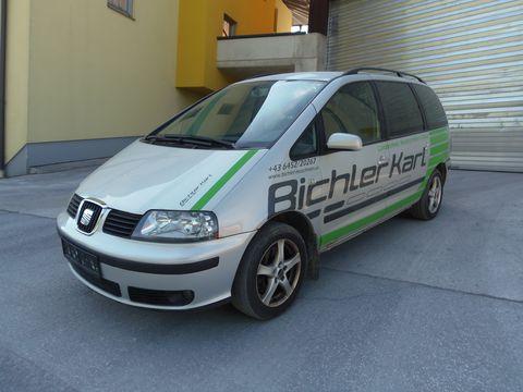 Seat Alhambra 4x4
