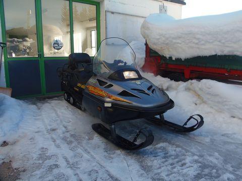 Bombardier Ski-Doo Skandic 500