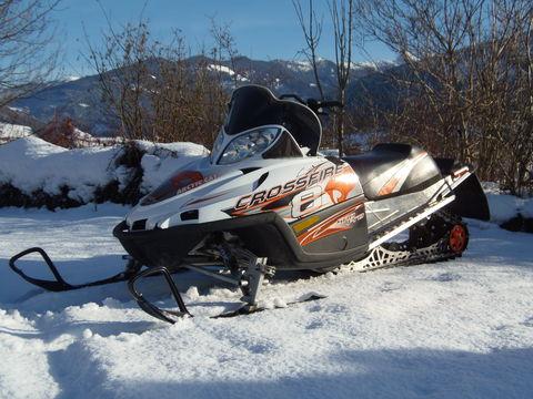 Arctic Cat  Crossfire 800 Sno Pro