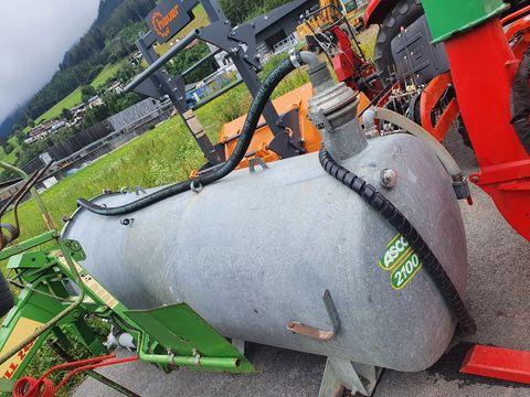 Asco 2100 Liter Aufbaufass