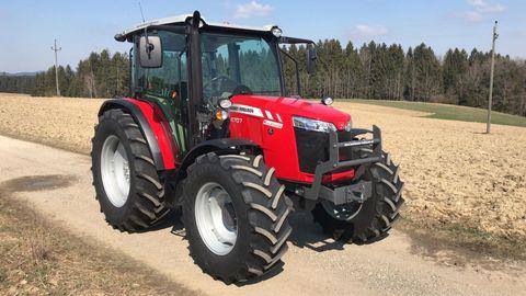 Massey Ferguson MF 4707 Basis