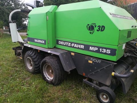 Deutz MP135 Balepack