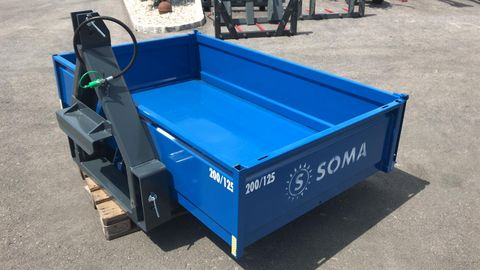 Soma Heckschaufel KH 200/125/40DW