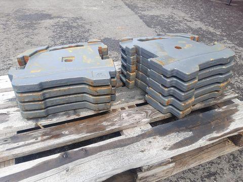 used Massey Ferguson front weights - Landwirt com