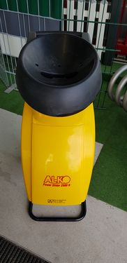 Alko 2500R Power Slider Elektro Häcksler