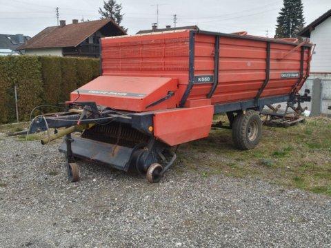 Deutz-Fahr K 550