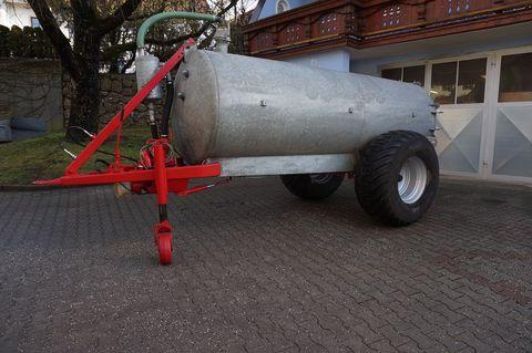 Huber HUBER Vakumfass 4600 Liter