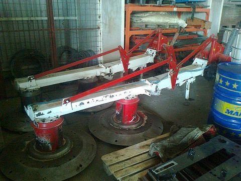 Egyéb Szolnoki Mezőgép M1009 / RK 180 fűkasza