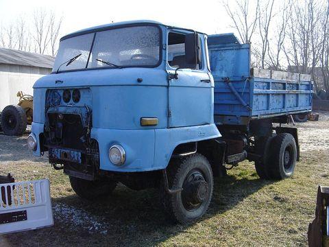 Egyéb Ifa L60 billencs teherautó