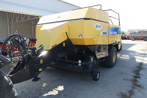 New Holland BB960A nagykocka bálázó