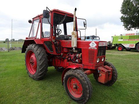Belarus Mtz 80 traktor
