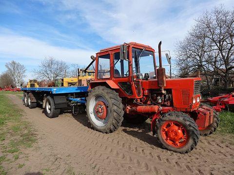 Belarus Mtz 82 traktor