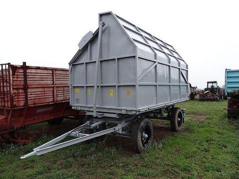Egyéb Ifa HW 6011 siló felépítményes billenős pótkocsi