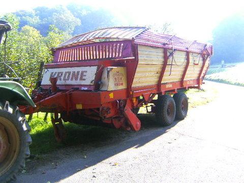 Krone HSL 3502 T