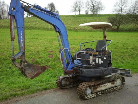 Takeuchi Mitsubischi MM30CR