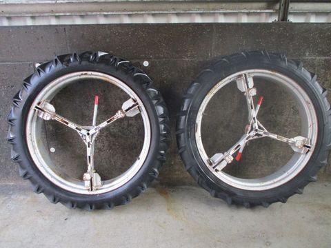 Müller Doppelrad 9,5 R 36