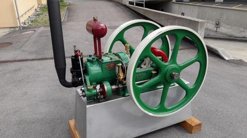 Sonstige Ruston  Stationärmotor