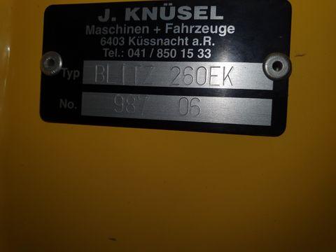Knüsel 260 Blitz Express