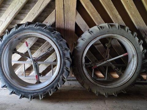 Sonstige Doppelrad 9,5 R 32