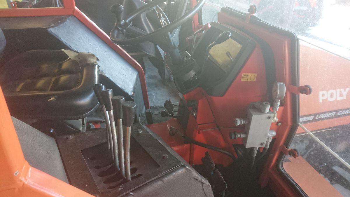Bucher, Polytrac 40 RS, 1994 | Traktor 4-Rad-Antrieb | Agropool