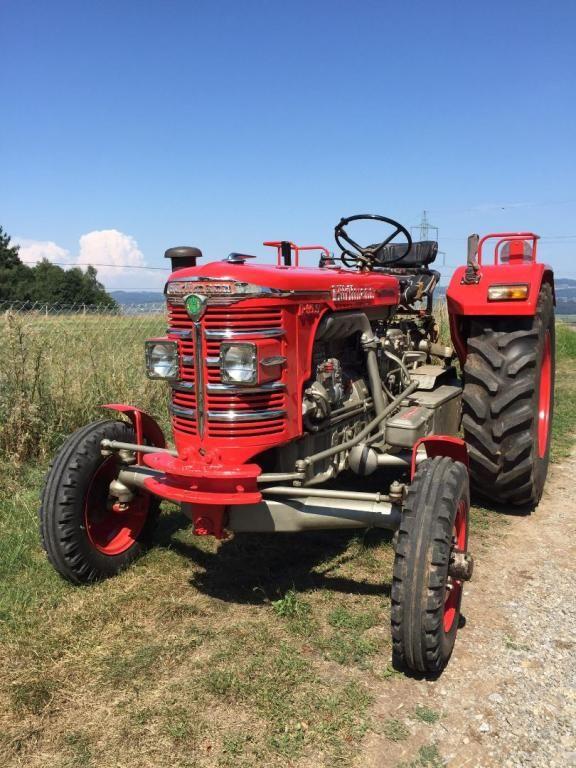 sonstige, Hürlimann D 95, 1976 | Oldtimer-Traktor | Agropool