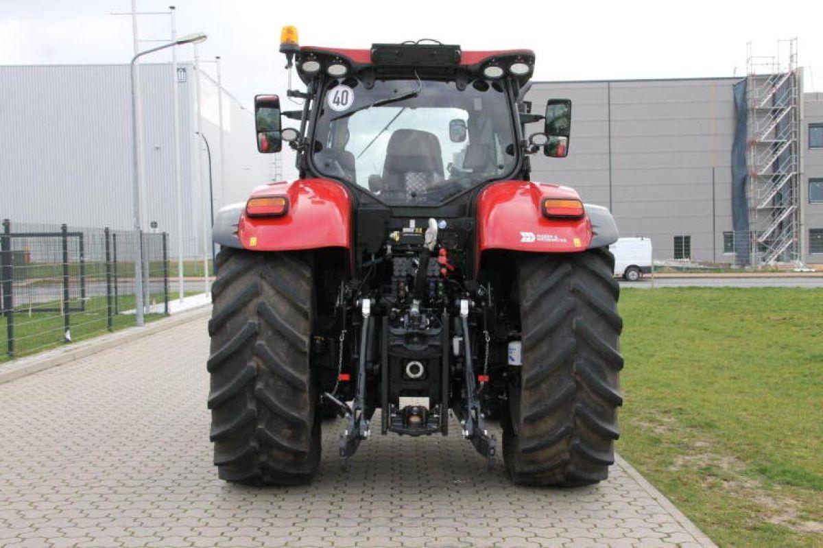 Inferir Premisa Juguetón  Case-IH PUMA CVX 220 SCR - Pneumatic (air) brake - Landwirt.com