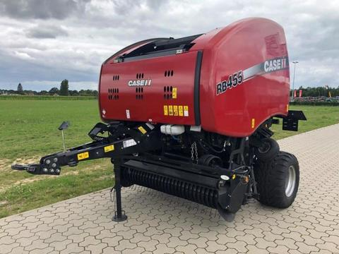 Case-IH 455 VC ROTOR CUT EXPORT